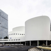 Alubau Puhlmann Fassaden und Fensterbau Düsseldorfer Schauspielhaus