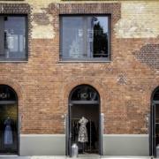 Alubau Puhlmann Fassaden und Fensterbau Holzsilo Düsseldorf
