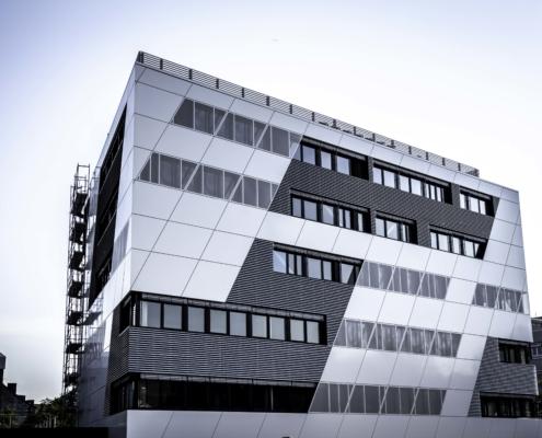 Alubau Puhlmann Fassaden und Fensterbau Kompetenzzentrum Mobilität Aachen
