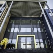 Alubau Puhlmann Fassaden und Fensterbau MB Autohaus Bernhard Heckmann Hamm